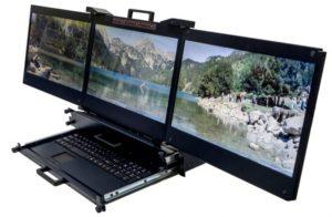 TFT Tastaturkonsole DKM173