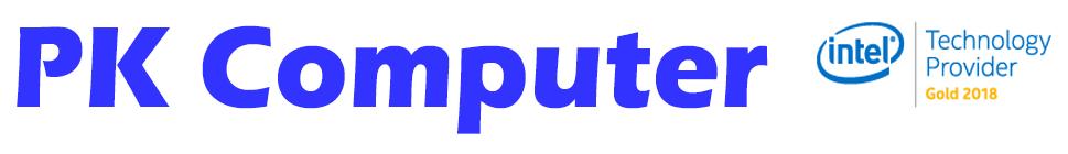 PK Computer Intel logo