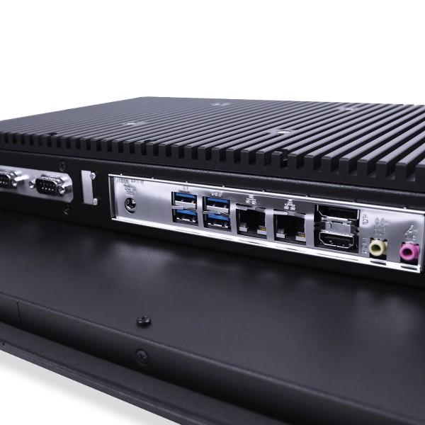 Panel-PC 21,5 back